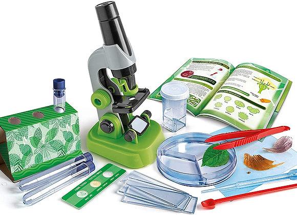 Il mio primo microscopio scienza e gioco CLEMENTONI