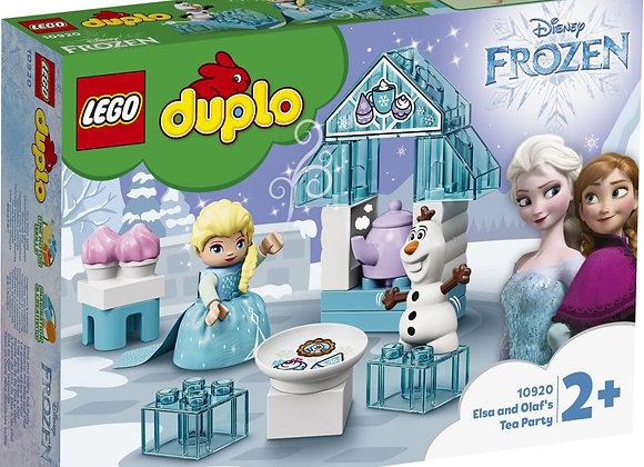 Il Castello di ghiaccio di Frozen LEGO DUPLO