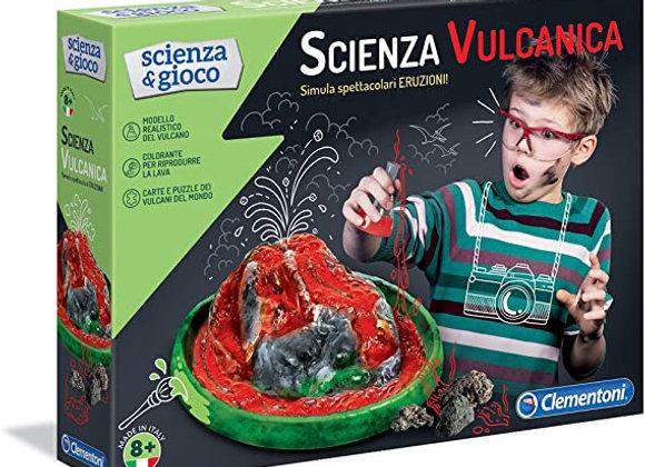 Scienza e Gioco-Eruzioni Vulcaniche CLEMENTONI