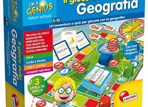 Il gioco della geografia - LISCIANI