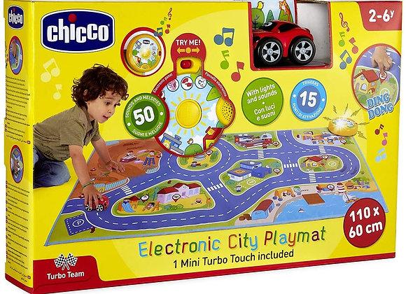 Chicco Tappeto Elettronico della Citta', 2-6 Anni