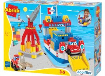 Costruzioni ferry bouat ABRICK ECOIFFER