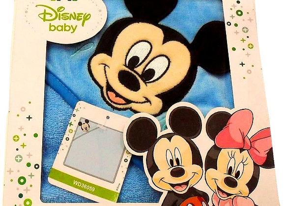 Copia di Accappatoio triangolo bimbo neonato spugna Topolino Disney baby