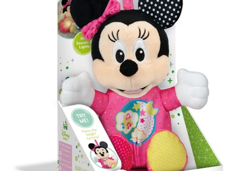 Baby Minnie light and dreams clementoni