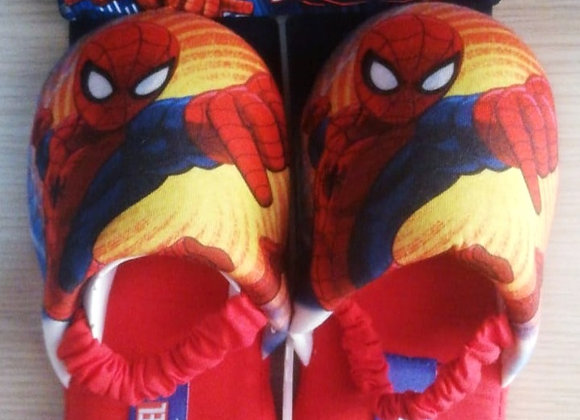Pantofole Spider-man con elastico MARVEL