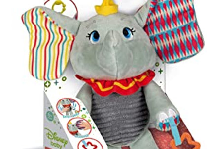Disney Dumbo First Activities Plush CLEMENTONI