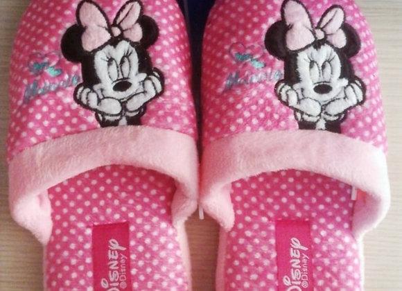 Pantofole Minnie pois DISNEY