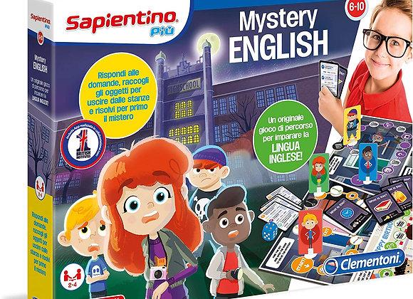 Gioco di Percorso Mystery English - Clementoni