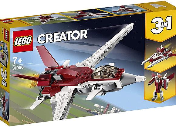 LEGO Creator - Aereo futuristico