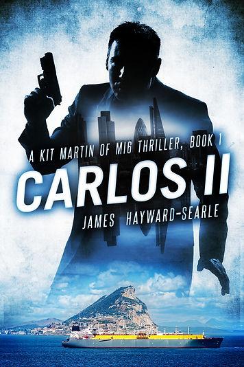 Carlos II, Kit Martin MI6