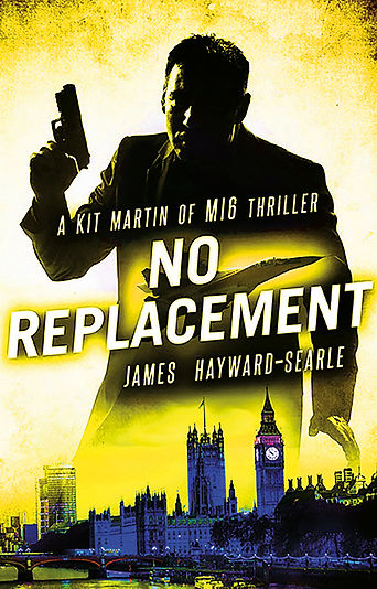 No Repalcement, Kit Martin MI6