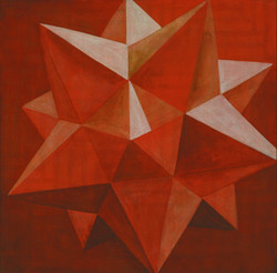 12 pointed star (Red)