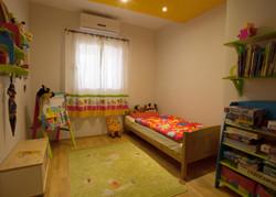 חדר ילדים צבעוני ומזמין