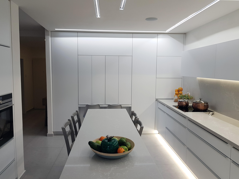 מטבח מודרני - מבט כללי