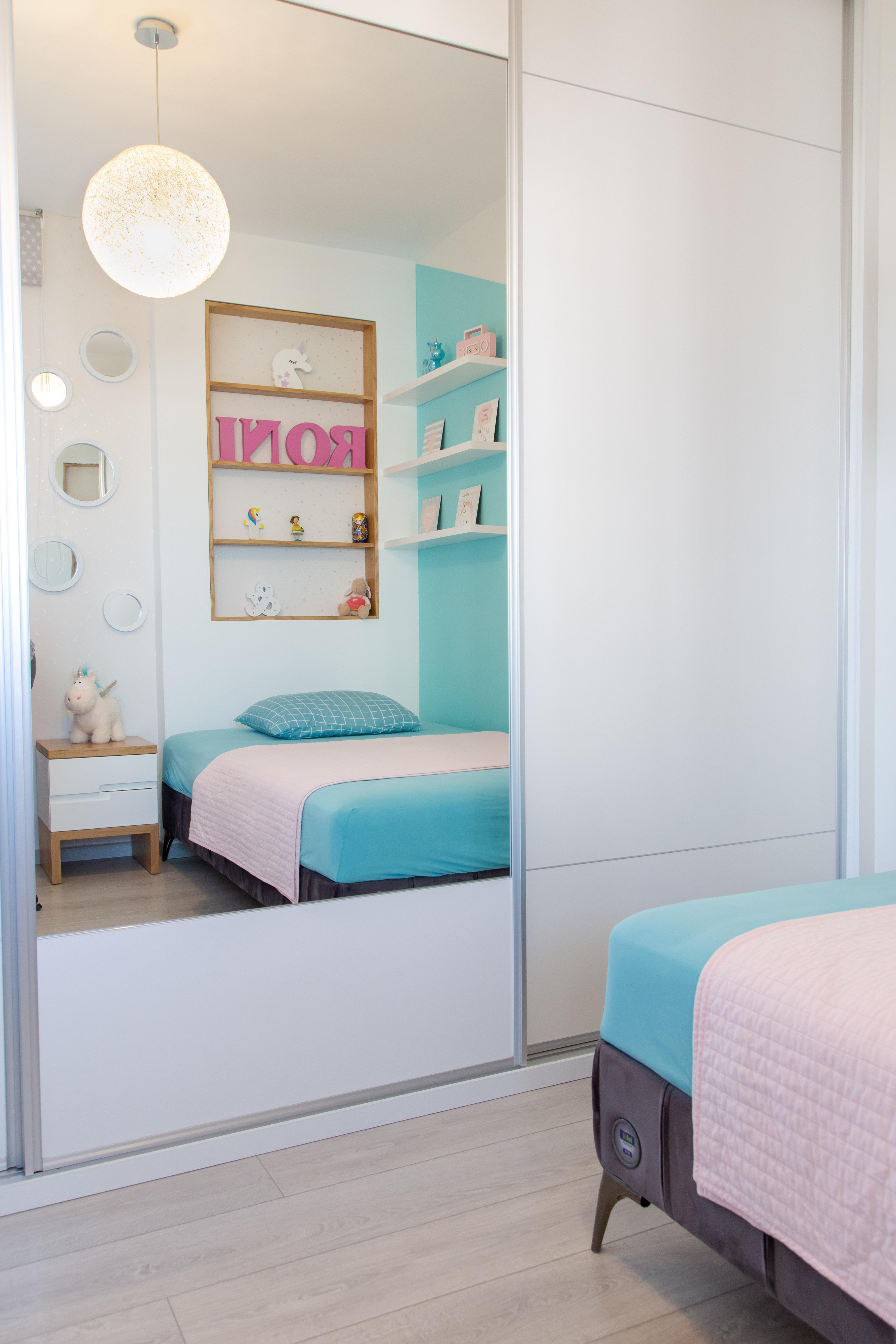 עיצוב החדר של רוני