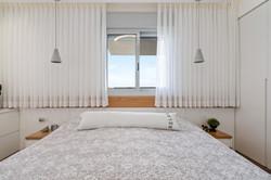 חדר שינה בנגרות מלאה