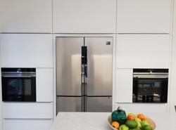 מטבח מודרני - סימטריה
