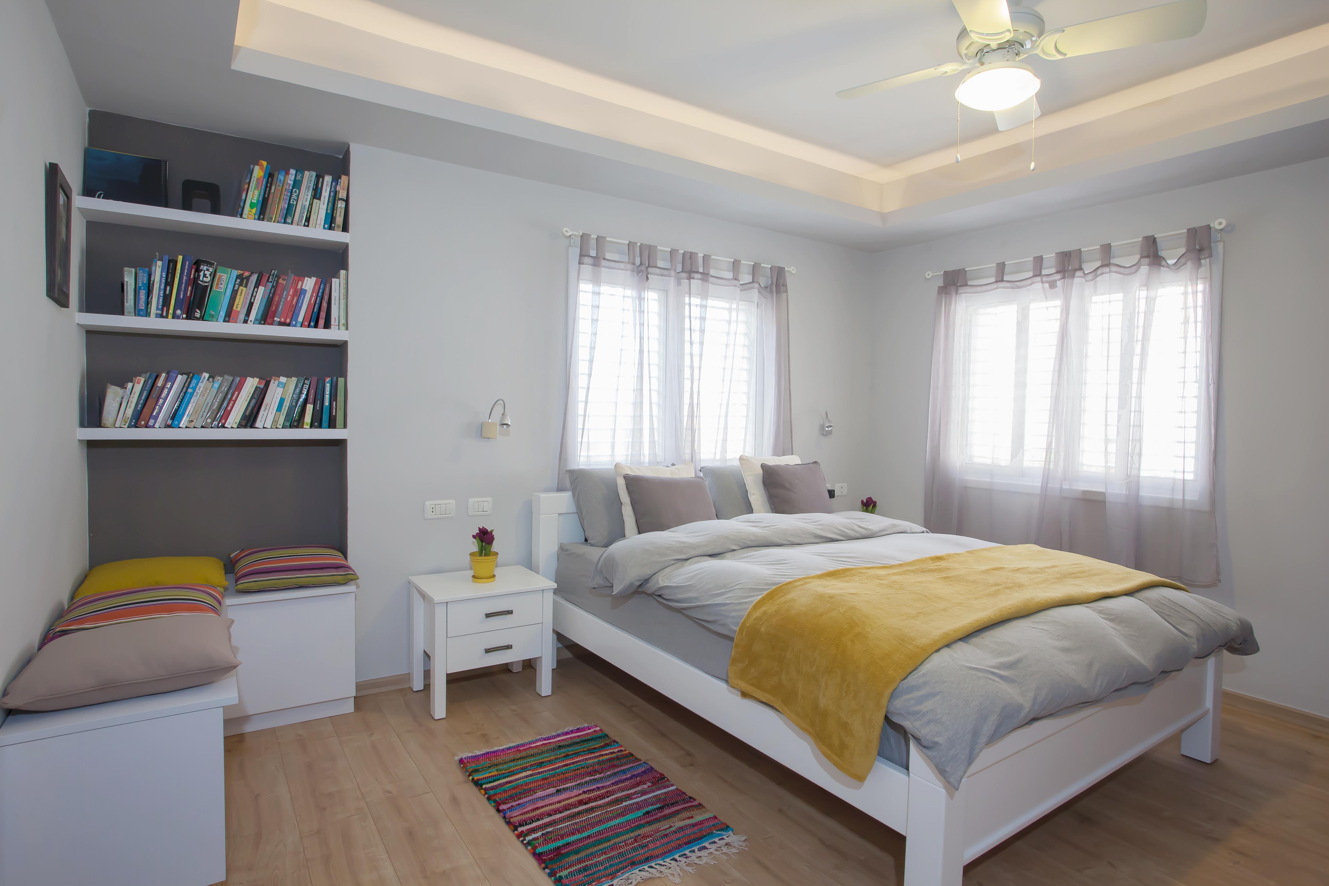 חדר שינה מודרני