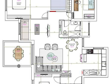 מ-כפר סבא ל-הוד השרון, בית פרטי לדירה: