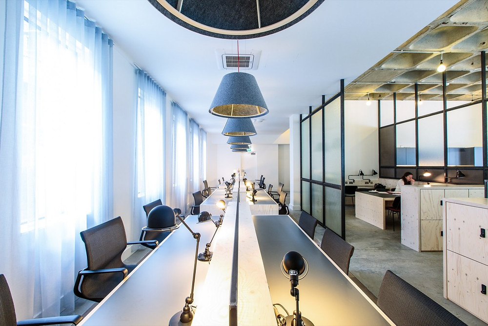 תכנון ועיצוב תאורה במקום העבודה