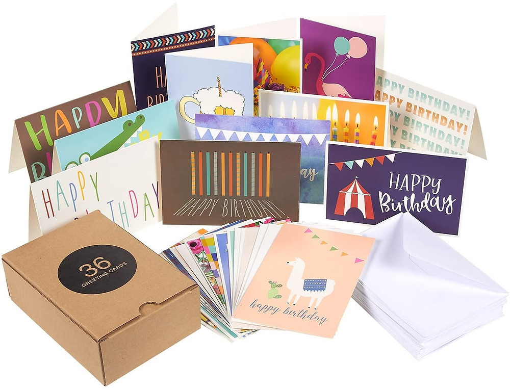 singing birthday cards