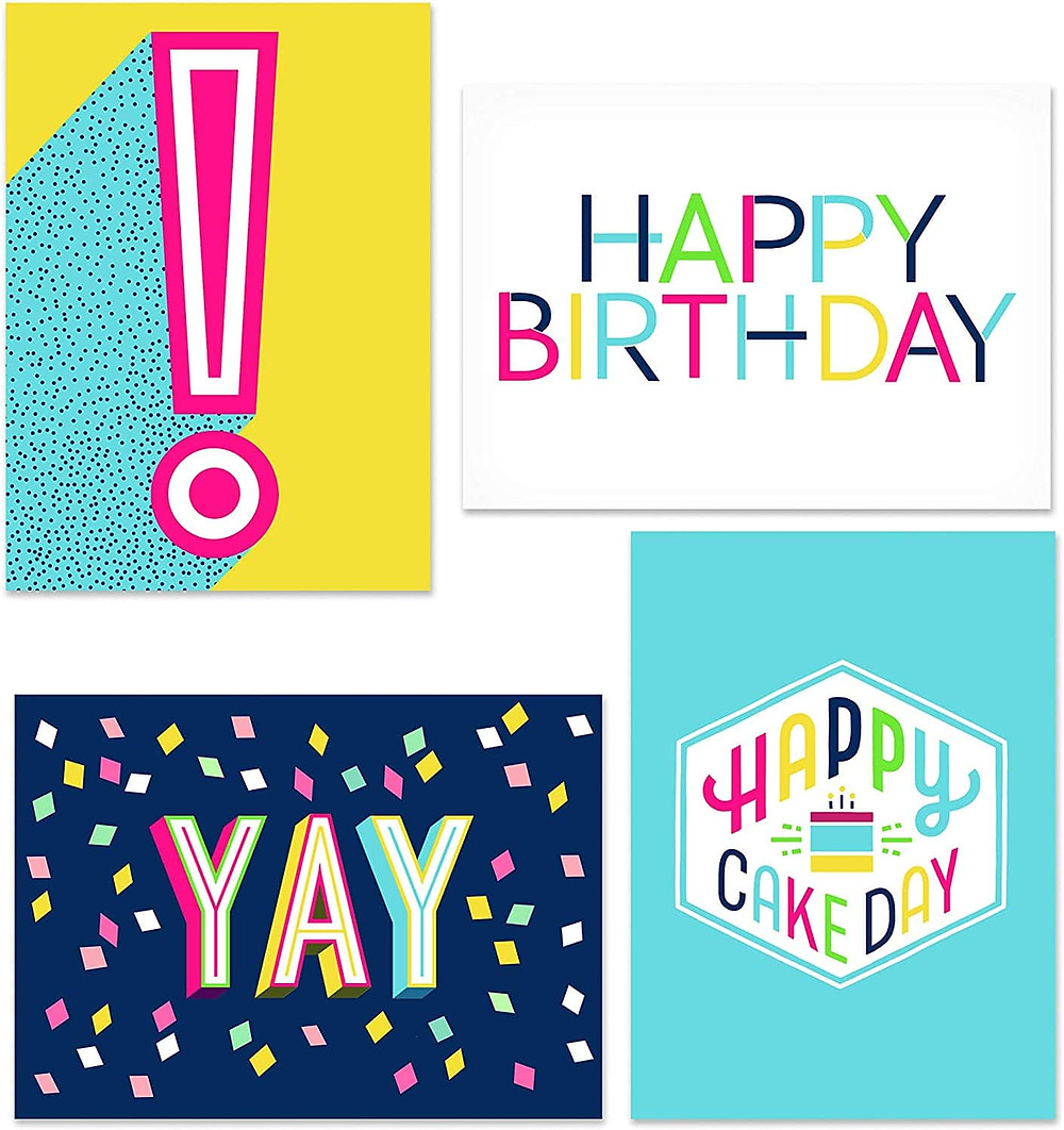 custom birthday cards