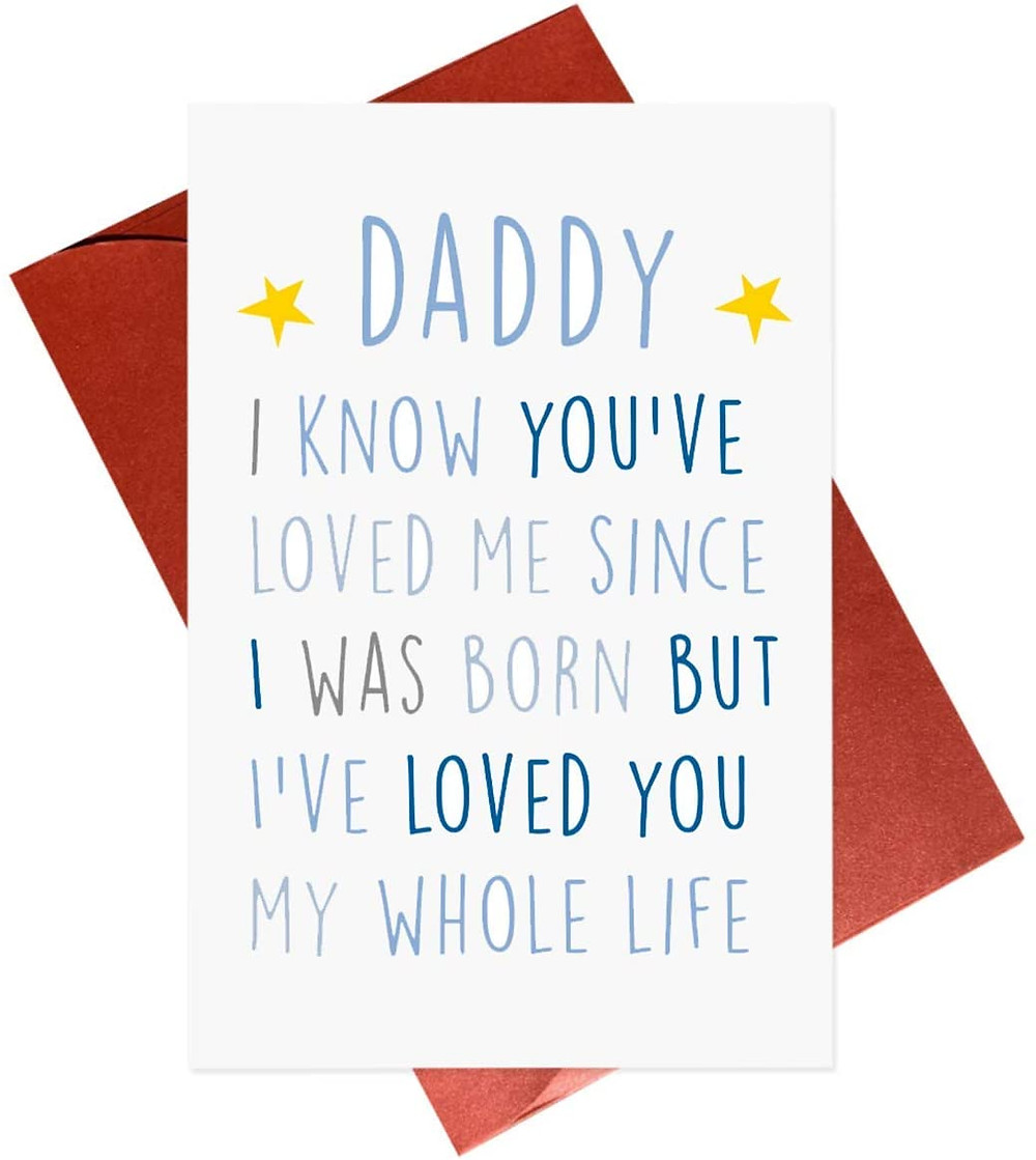 card on father's day