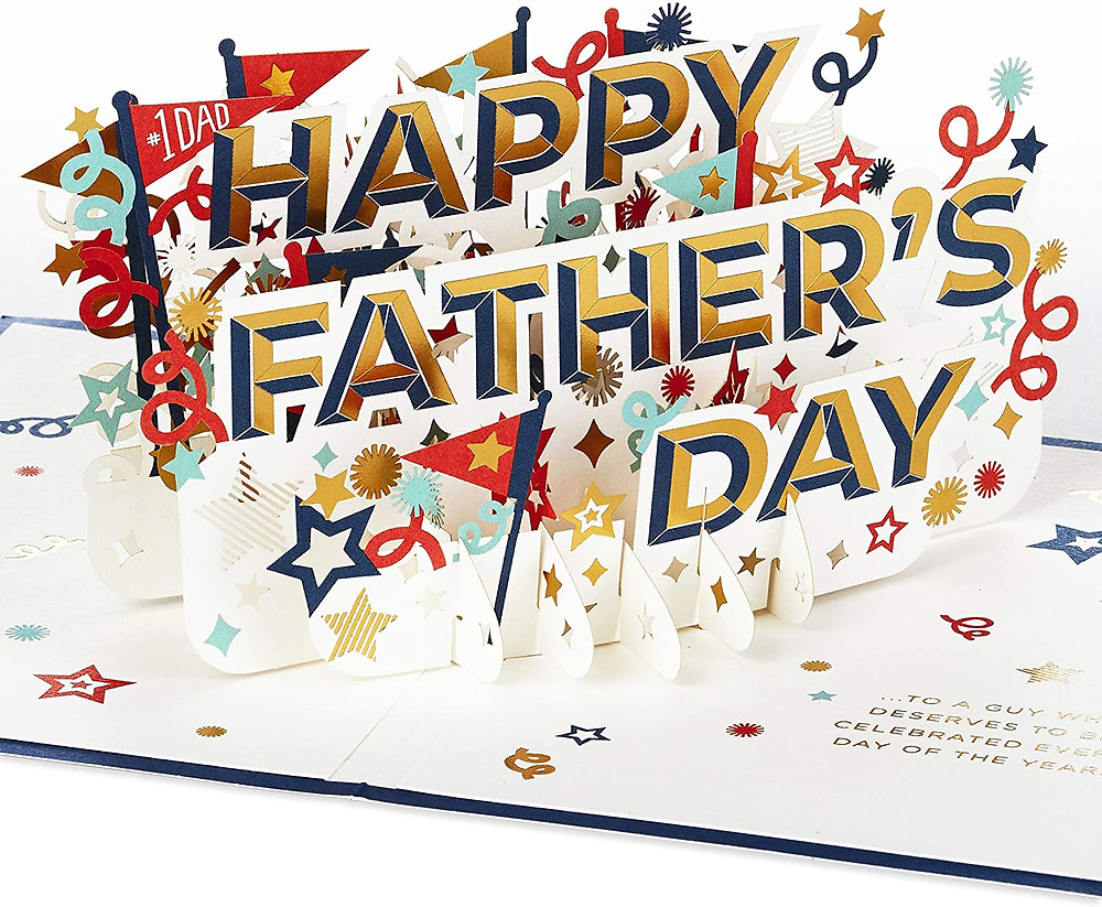 message for fathers day card