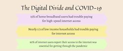 Digital Divide and Covid