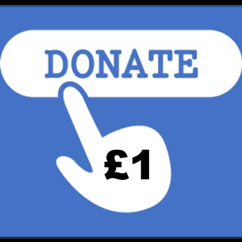 £1 Donation