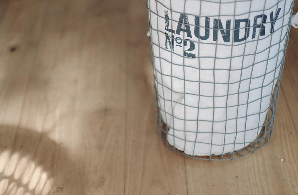 professional organizer, laundry tips
