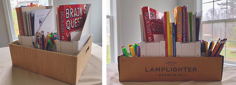 home school set up; homeschooling organization; home school set up