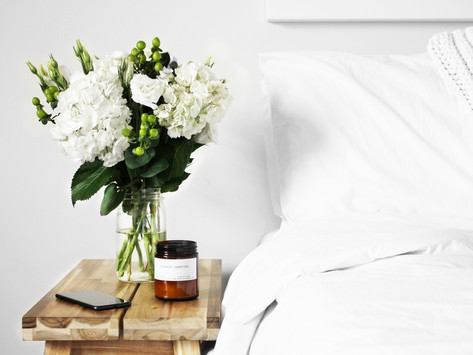 6 Ways to Give Guests a Warm Welcome...and a Quick Tip for Tidying
