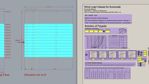 Wind Load Values for Eurocode