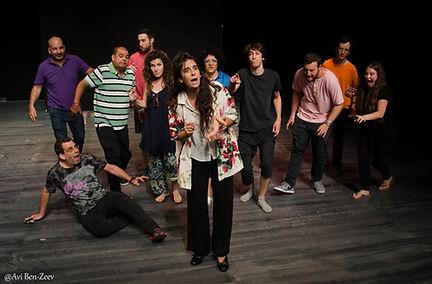 קבוצת תאטרון הפועלת בתוך בית הספר למשחק גודמן בבאר שבע, הקבוצה מתרגלת תאטרון, אימפרוביזציה ויצירה משותפת, ותוך כדי התהליך יוצרים וכותבים הצגה העוסקת בנושאים המעסיקים את הקבוצה. הפרוייקט הסופי יהיה כהצגה מצולמת/ הצגה על במה.
