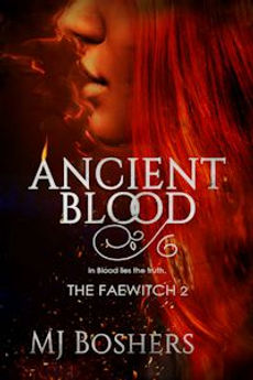 Fantasy/books/Ancient Blood/MJ Boshers/teen/paranormal/The Faewitch Series Book 2