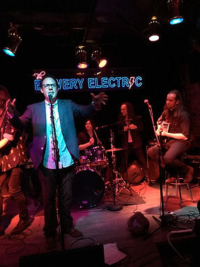 Steve Colman at Bowery Electric