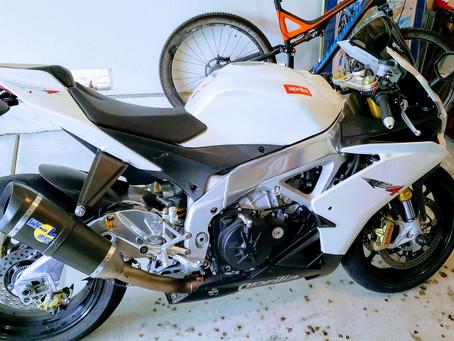 180 plus mph Motorcycle