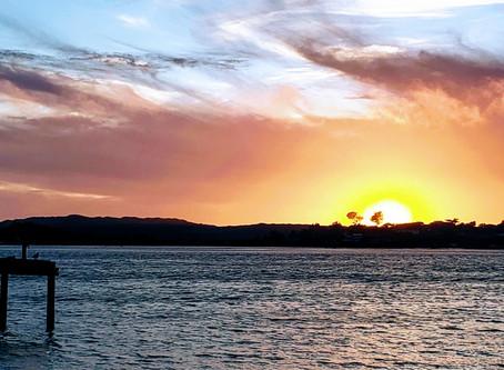 Sonoma Coast Sunset at Bodega Bay