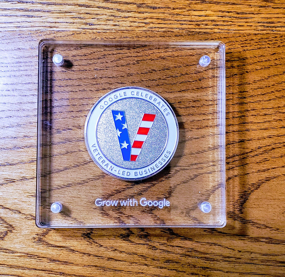 Commemorative Coin for Veteran-Led Businesses