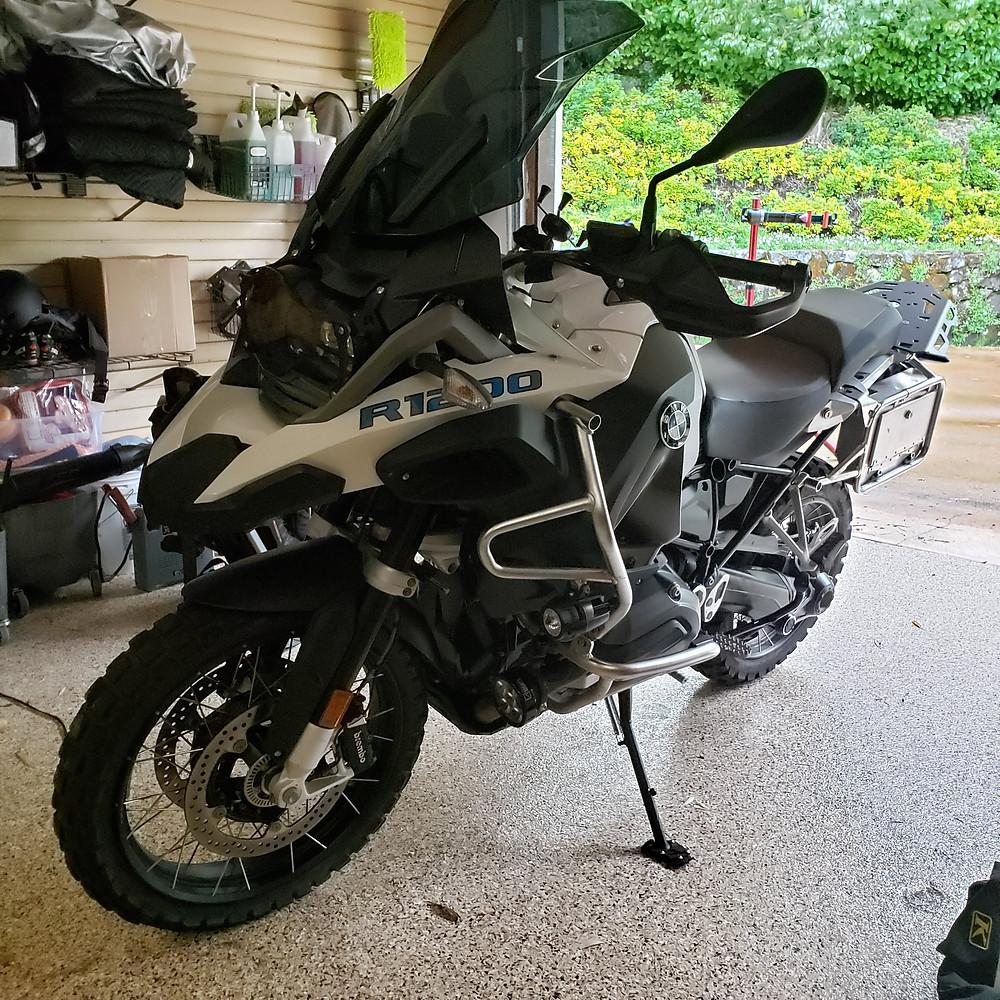 BMV R1200 MOTORCYCLE VIN Verification