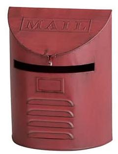ドゥミセルクル・メールボックス(MX-201-RE)