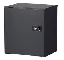 SDS 宅配キーパー セミラージタイプ/チャコールグレー