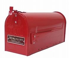 マーキュリー USメールボックス