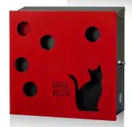EUROデザイナーズポストMB5104-Neko(猫)
