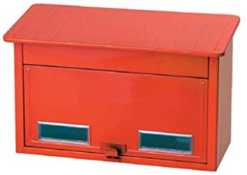KGY 郵政型ポスト レッド(CY-20R)