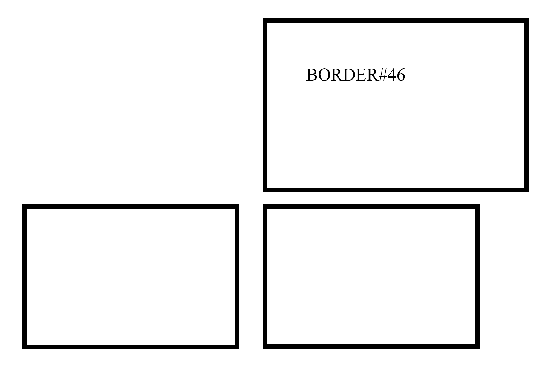 BORDER#46