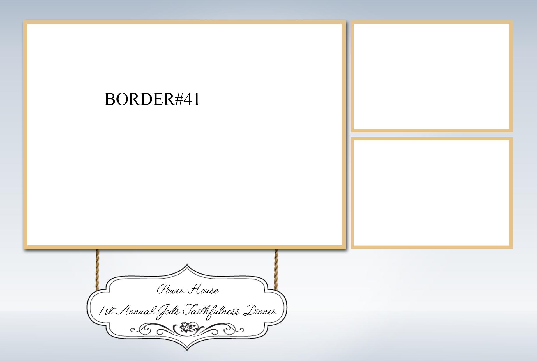 Border#41