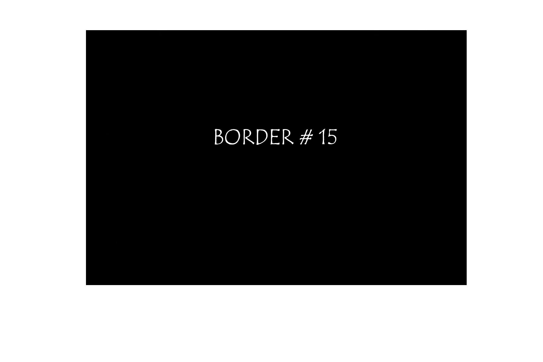 BORDER#15
