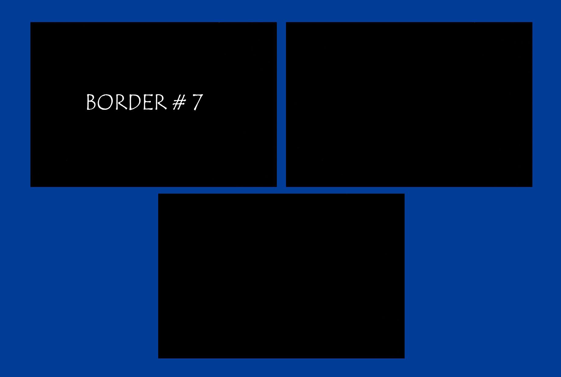 BORDER#7
